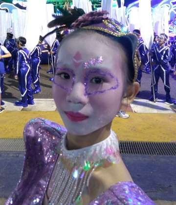 ballet doll makeup for performance